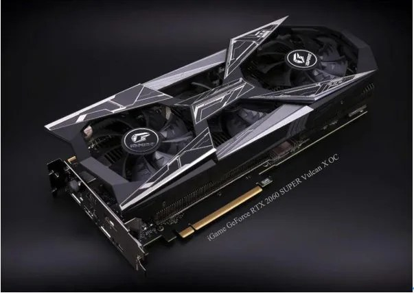 RTX iGame Graphics Card 2060