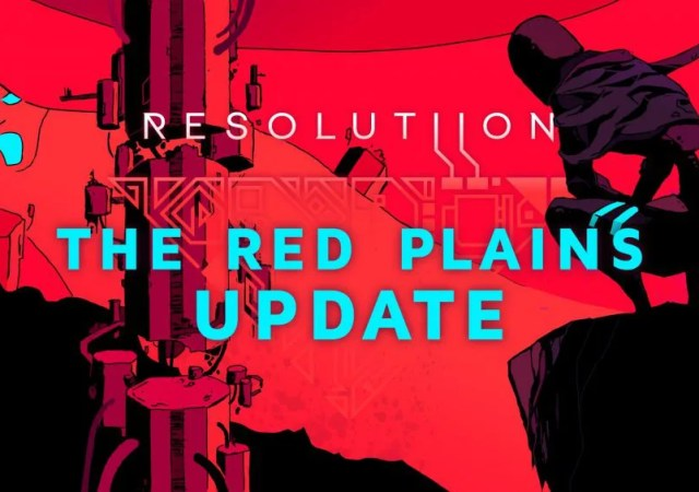 Resolutiion Red Plains Updat