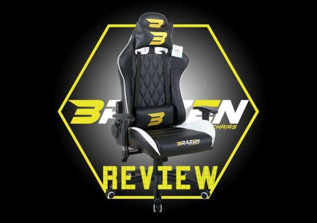 BraZen Sentinel Elite PC Gaming Chair