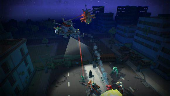 Dustoff Z Screenshot 4