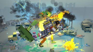 Dustoff Z Screenshot 8