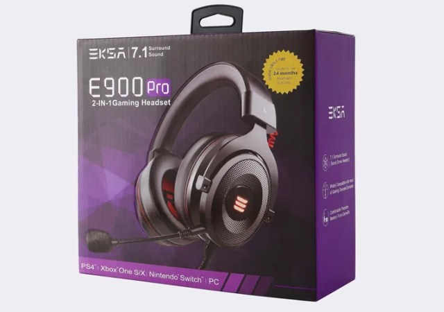 E900 Pro Gaming Headset