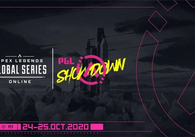 PGL APEX LEGENDS SHOWDOWN