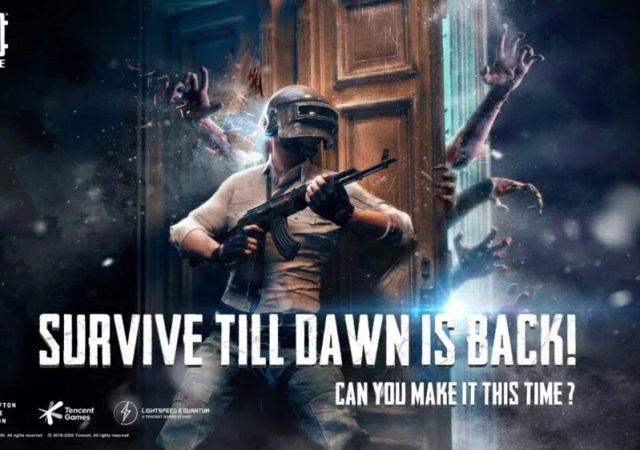 PUBG MOBILE LITE – Survive Till Dawn Return