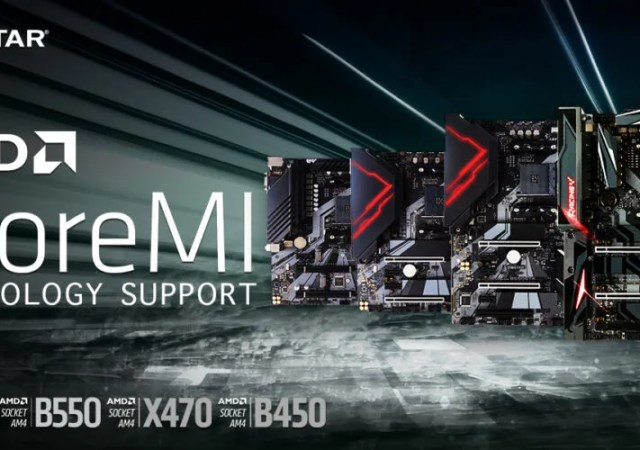 AMD StoreMI technology