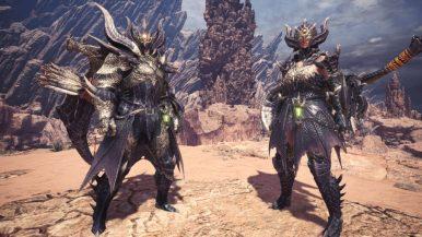 Fatalis armor α