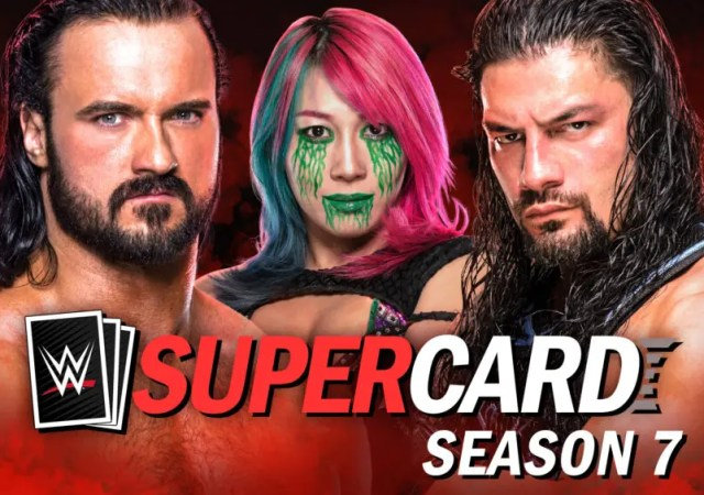 WWE SuperCard Season 7