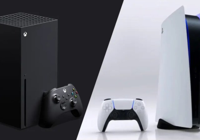 Xbox Series X V Playstation 5