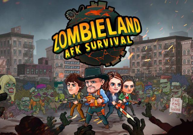 Zombieland AFK Survival