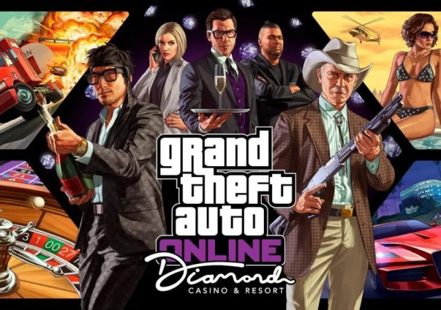 GTA The Diamond Casino