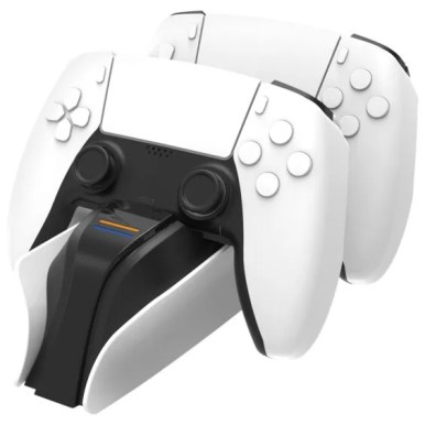 snakebyte PS5 Twin Charge 5™ (white)