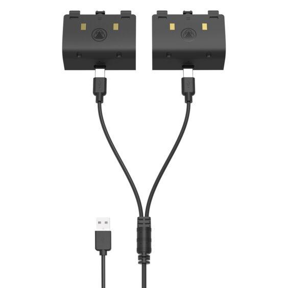 snakebyte XSX Battery Kit SX™ (black)