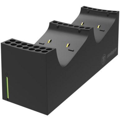 snakebyte XSX Twin Charge SX™ (black)