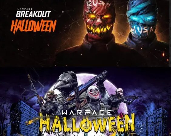 warface halloween