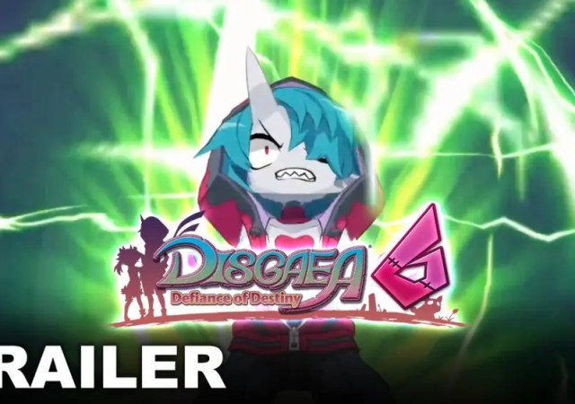 Disgaea 6 Defiance of Destiny