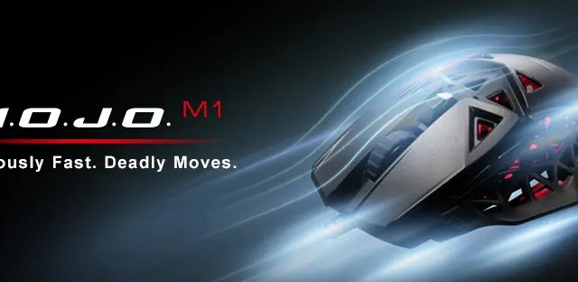 M.O.J.O M1 Lightweight Gaming Mouse