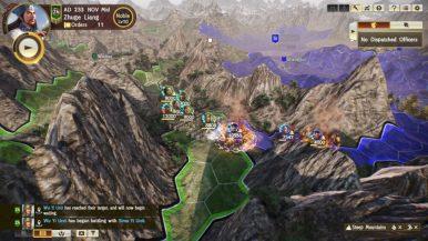 The_battle_of_Wuzhang_Plains