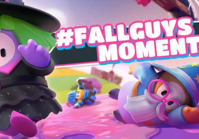 fall guys moment