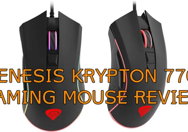 GENESIS Krypton 770