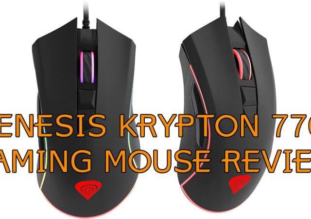 GENESIS Krypton 770