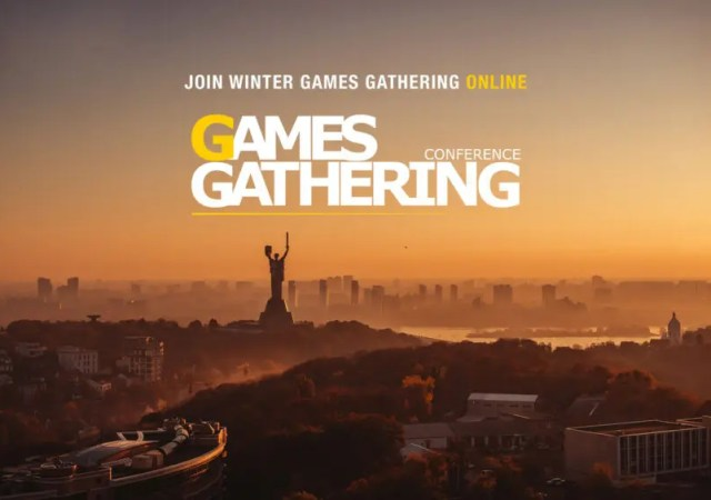 Games Gathering Winter 2020
