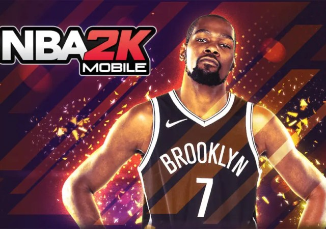 NBA 2K Season 3 Mobile