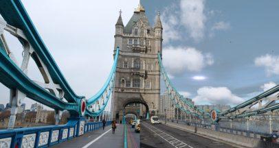 Tower Bridge in Watch Dogs_ Legion