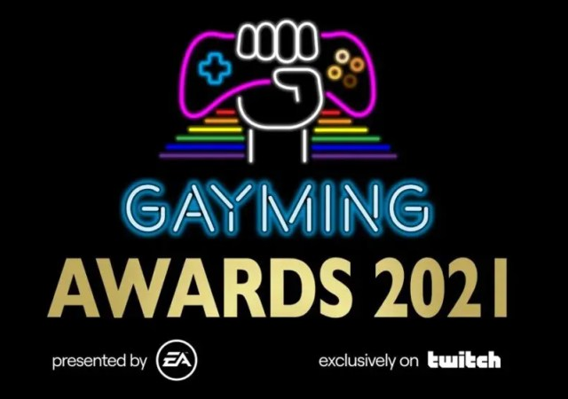 gayming awards 2021
