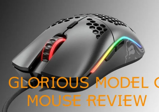 glorious O MOuse