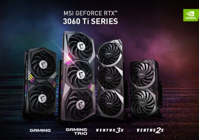 MSI RTX 3600