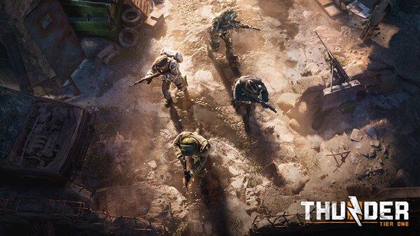 thunder tier 1