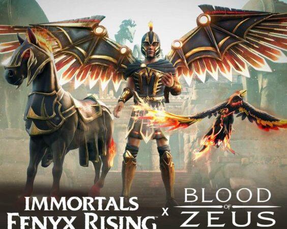 Immortals Fenyx Rising,Blood of Zeus