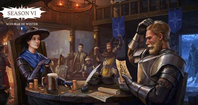 Conqueror's Blade Season 4