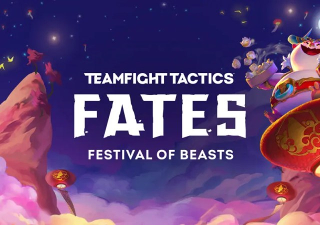 Teamfight Tactics Fates: Festival of Beasts