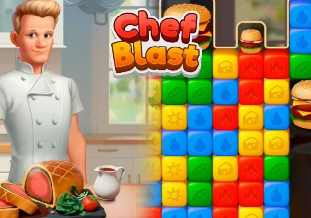 Gordon Ramsay's Chef Blast