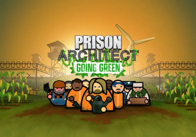Prison Architect Going Green