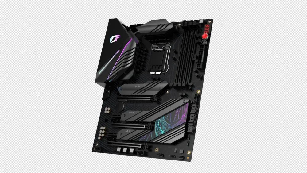 iGame Z590 Vulcan X