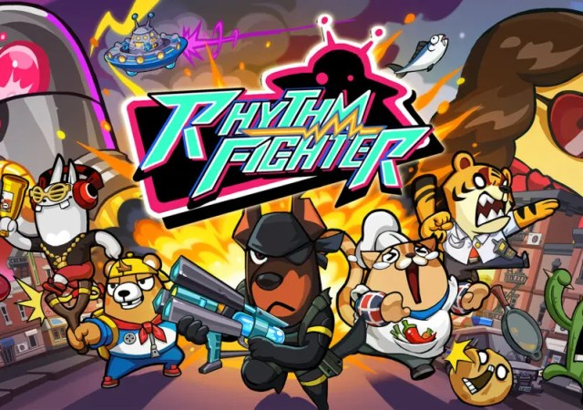 rhythm-fighter