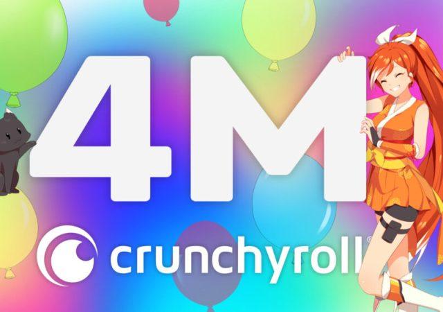 Crunchroll 4m