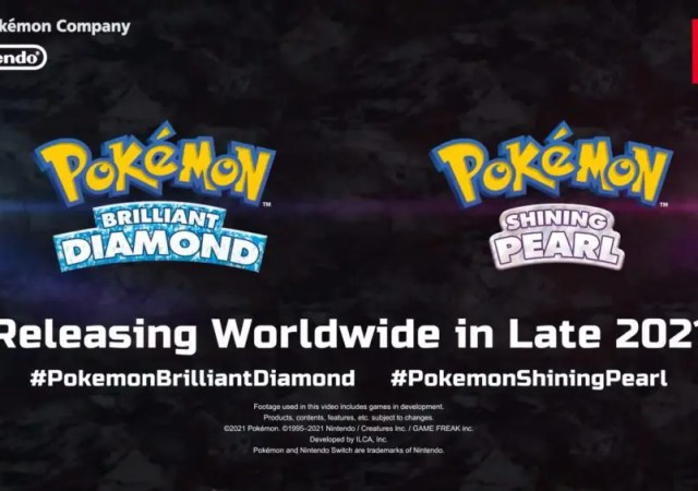 Pokémon Brilliant Diamond Pokémon Shining Pearl