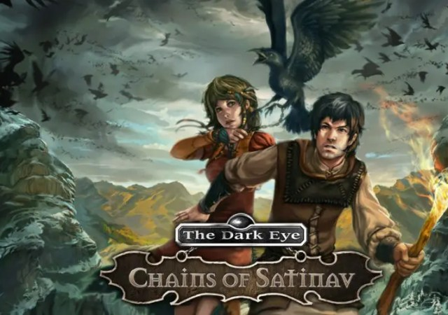 The Dark Eye Chains of Satinav