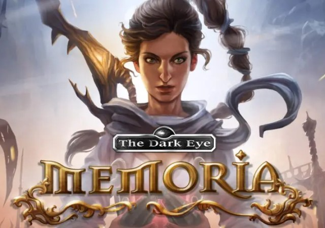 The Dark Eye Memoria