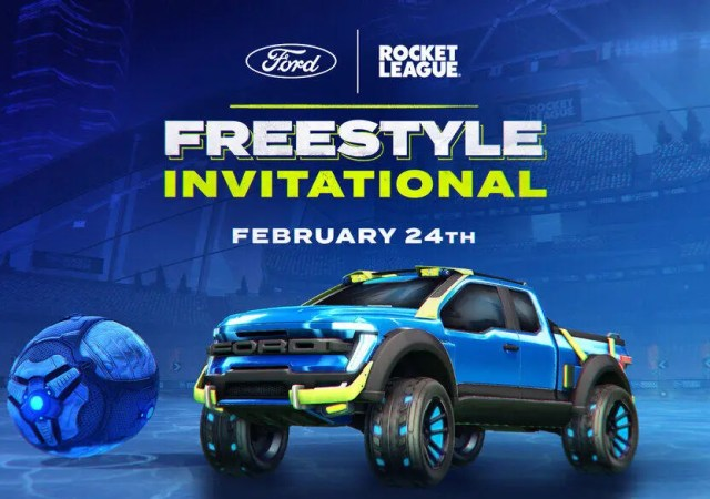 Ford + Rocket League Freestyle Invitational