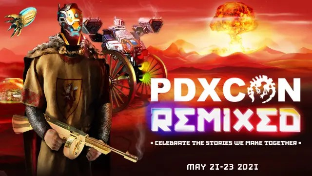 PDXCON Remixed
