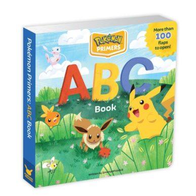 Pokémon Primers ABC Book Cover