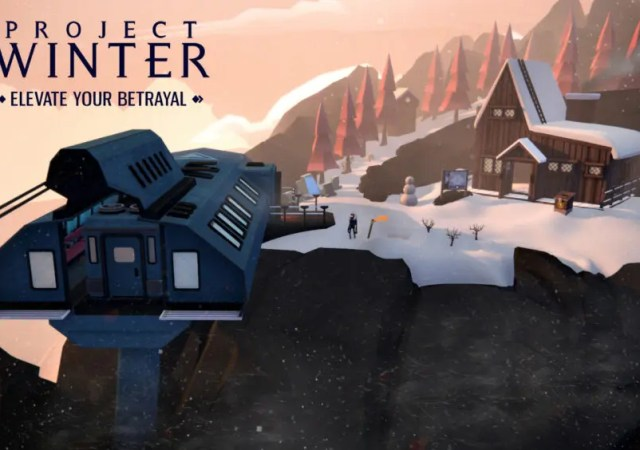 Project Winter New Map