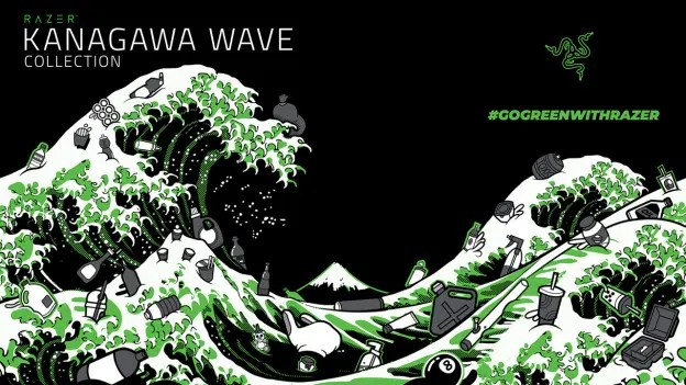 RAZER UNVEILS KANAGAWA WAVE