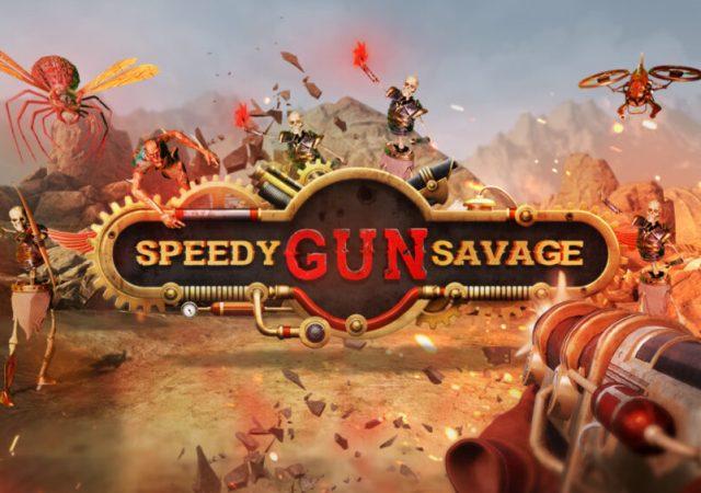 Speedy Gun Savage