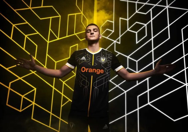 Team Vitality unveils adidas Pro Jersey 2021