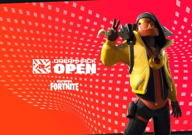 DreamHack Open Featuring Fortnite